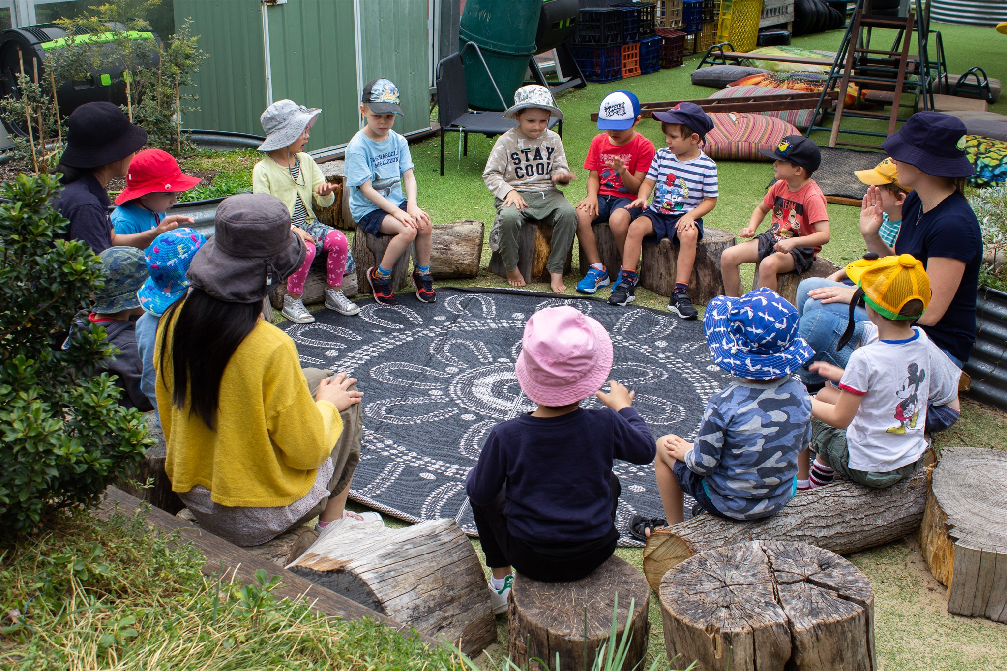 NAIDOC Week - Stories of practice